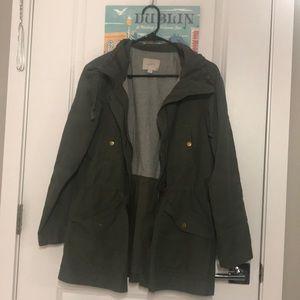 Light jacket.